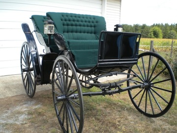 Manes & Tails Harness Club, Inc  - Vehicles